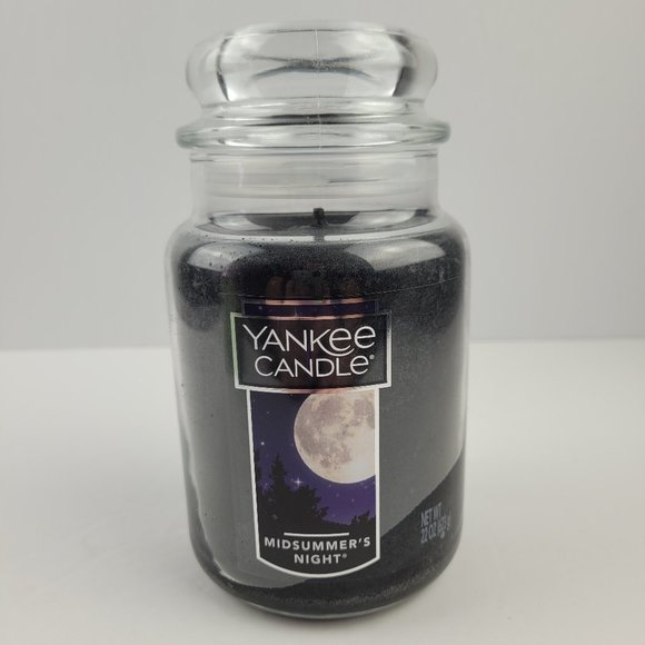 Yankee Candle Midsummer's Night Large Candle 22oz